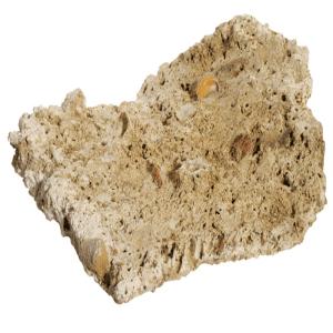 Сухой рифовый камень Reeplates