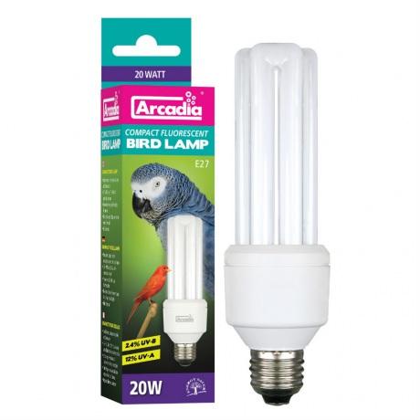 Bird Lamp Compact E27