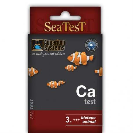 Тест на кальций для аквариумов