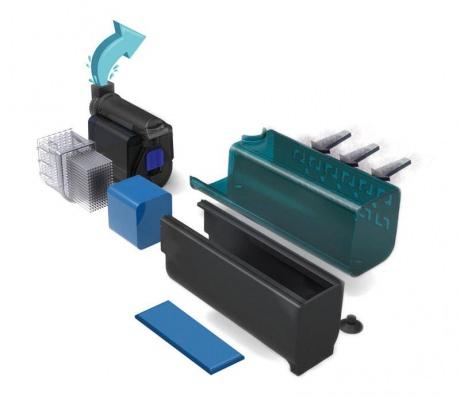 Фильтры для аквариума внутренние NEW-JET