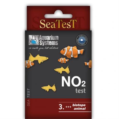 Тест на нитриты для аквариумов