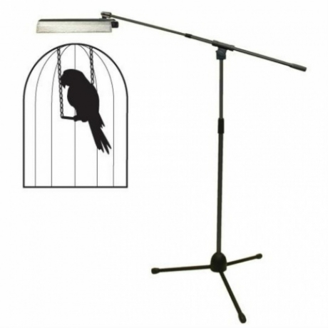 Телескопический штатив Arcadia Parrot Pro Stand