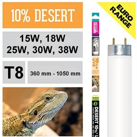 Arcadia Euro-Range Desert 10% + UVB
