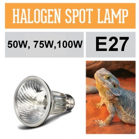 Галогенная лампа для террариума Arcadia Halogen Basking Spot