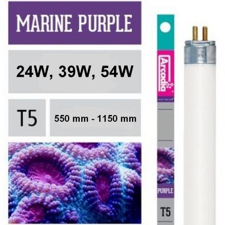 Лампа Arcadia T5 Marine Purple