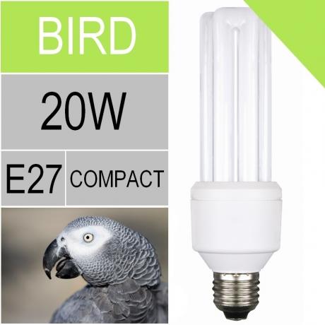Arcadia Compact Bird Lamp