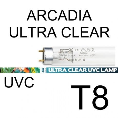 УФ лампа для аквариума ULTRA CLEAR T8