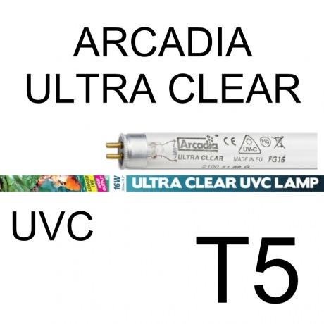 УФ лампа для аквариума ULTRA CLEAR T5