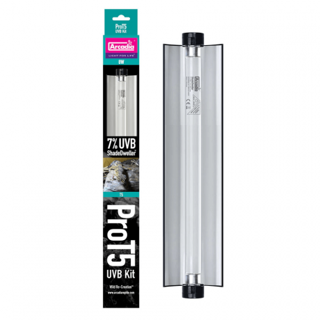 Светильник для террариума Pro T5 ShadeDweller UVB Kit