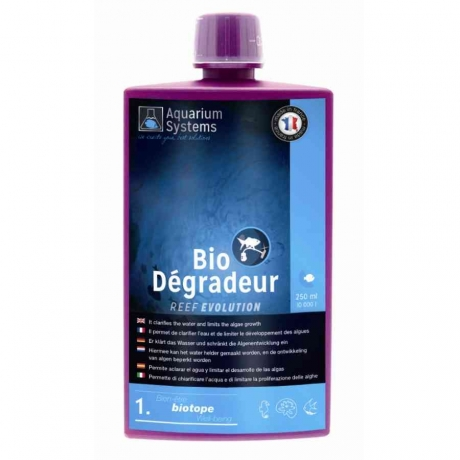 Новая упаковка бактерий Bio-Degradeur