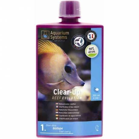 Добавка для мутной воды в аквариуме Clear-Up