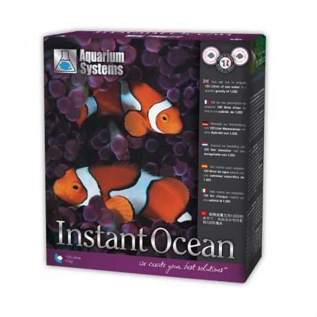 Морская соль Instant Ocean 4 кг