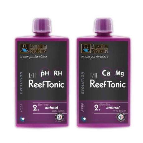 Комплексная добавка для кораллов REEF TONIC 1 & 2