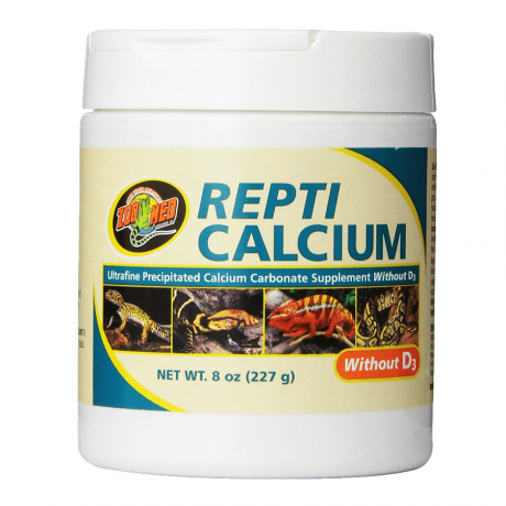 Zoomed Repti Calcium without D3