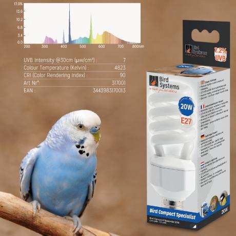 Bird Systems Bird Compact Specialist 2.2%