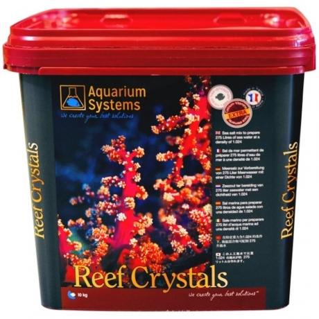 Морская соль Reef Crystals 10 кг