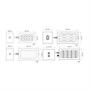 Воздушные компрессоры Vento - схема