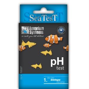 Аквариумный тест pH