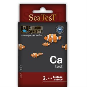 Аквариумный тест Ca на кальций