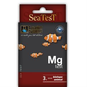 Аквариумный тест Mg на магний