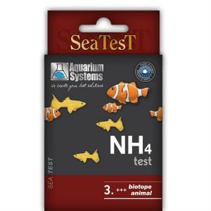 Аквариумный тест NH4 на аммоний