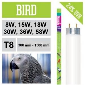 Лампы для птиц T8 и Т5 Arcadia Bird Lamps