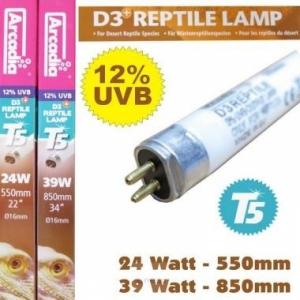 Лампа Arcadia Т5 D3 + Desert