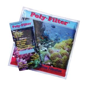 Нанофильтр для аквариумной воды POLY-FILTER