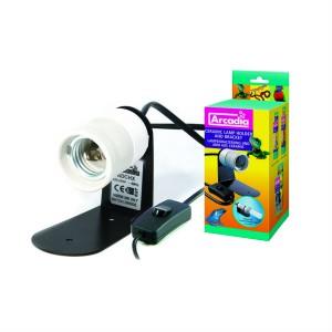 Светильник Е27 для террариума CERAMIC LAMP HOLDER BRACKET