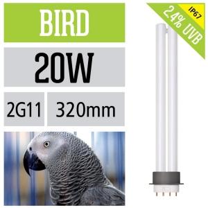 Лампа для птиц Bird Compact 2G11 Arcadia