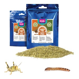 Корм для насекомых Arcadia EarthPro-InsectFuel