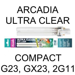 УФ лампа для аквариума ULTRA CLEAR COMPACT