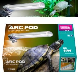 Arcadia D3 ARC POD LAMP для черепах