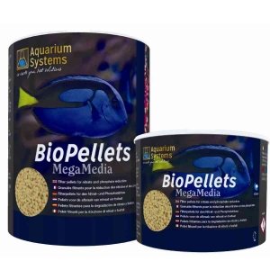 Биопеллетсы для морского аквариума BioPellets