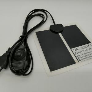 Термоковрик для террариума с терморегулятором ZooDA Reptile Heat 5W 14x15