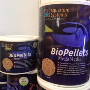 Биопеллетсы для аквариума AS NP BIOPELLETS